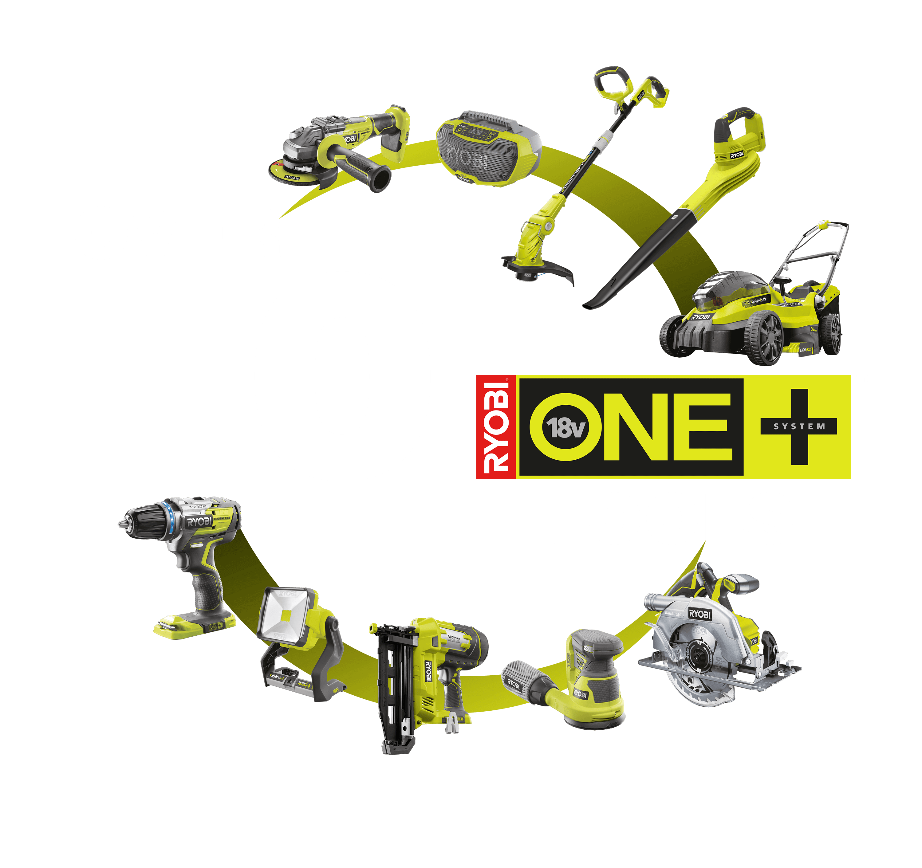 Over 70 tools graphic