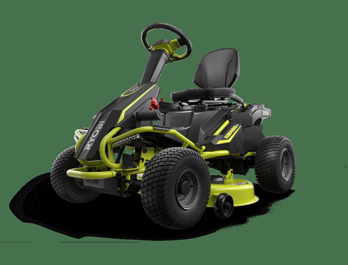 48v Brushless Ride On Lawn Mower Kit